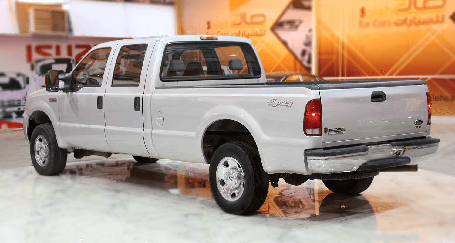 Exterior Image for  FORD F250 super duty 2007