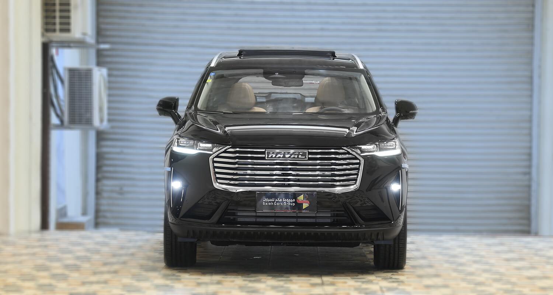 صورة خارجية للسيارة  هافال H6 بريميوم 2021
