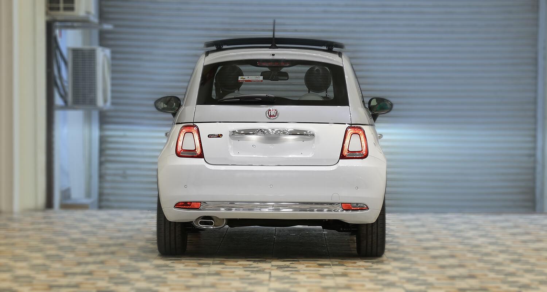 Exterior Image for  FIAT 500 Dolce Vita hatchback 2021