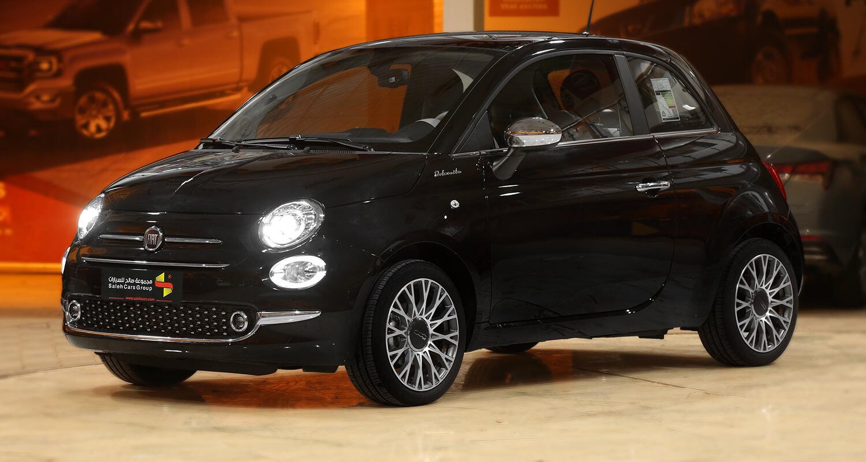 Exterior Image for  FIAT 500 Hatchback base 2021