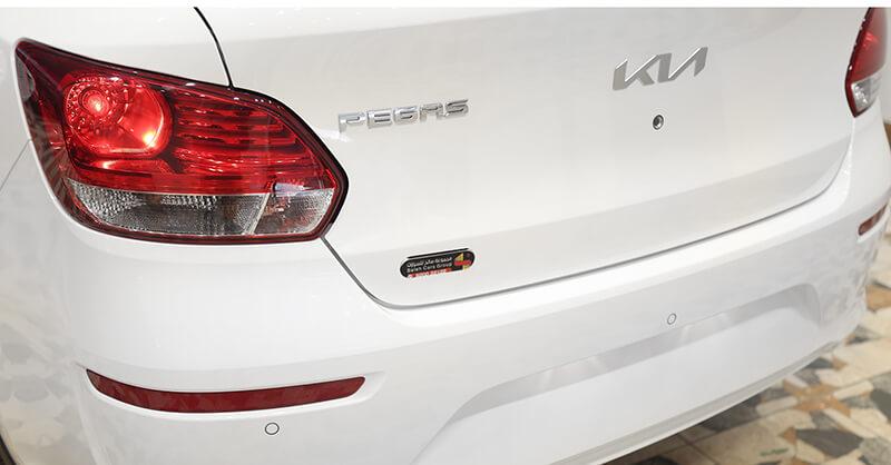 صورة خارجية للسيارة  كيا بيجاس GL 2022
