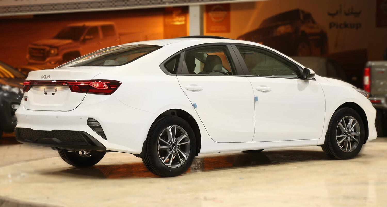 صورة خارجية للسيارة  كيا سيراتو GL 2022