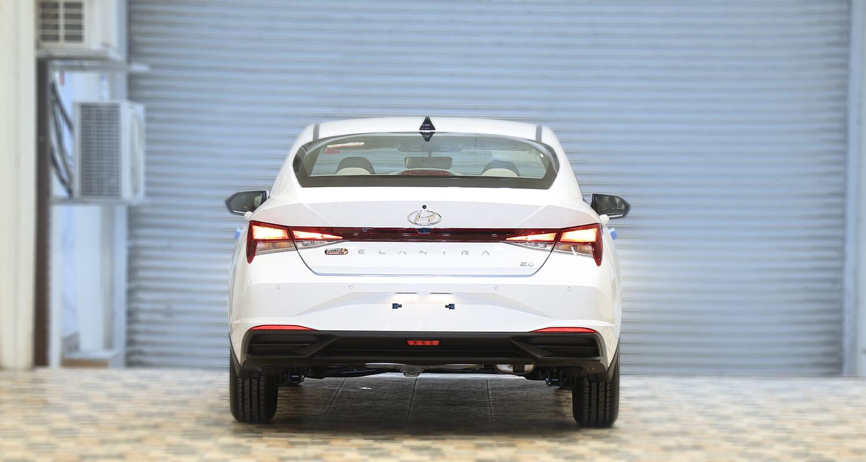 صورة خارجية للسيارة  هيونداي النترا سمارت 2022