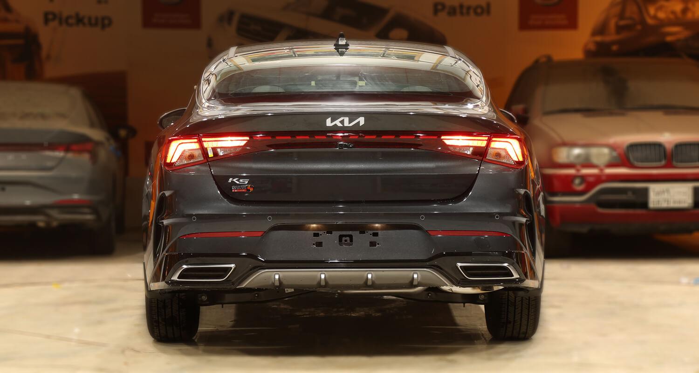 صورة خارجية للسيارة  كيا K5 GL 2022
