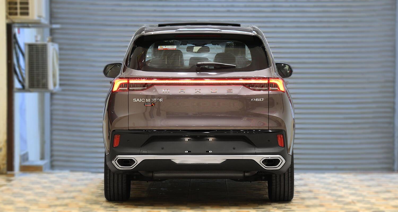 صورة خارجية للسيارة  سايك موتور Maxus D60-luxury 2022