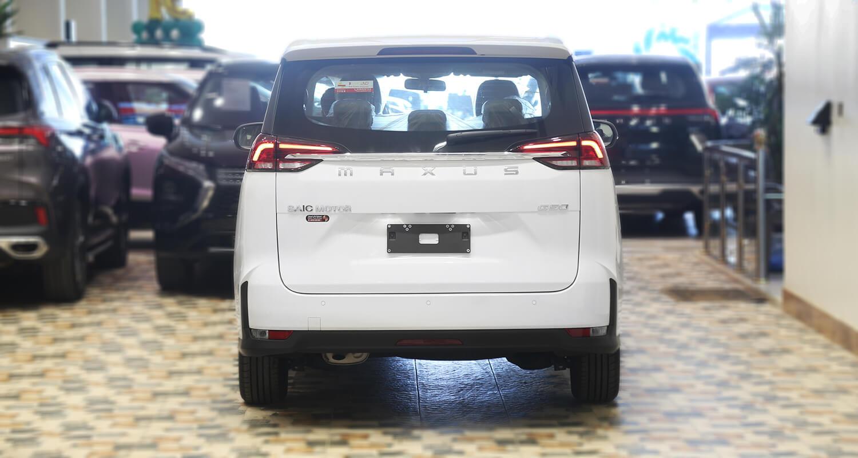 صورة خارجية للسيارة  سايك موتور Maxus G50-elite 2022
