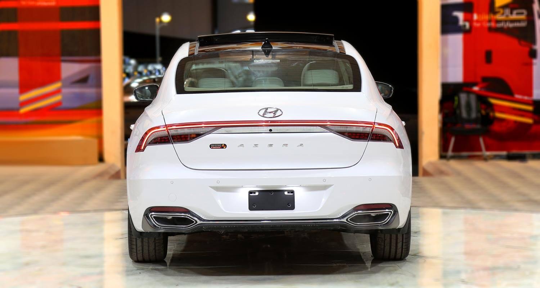 صورة خارجية للسيارة  هيونداي ازيرا SMART-PLUS 2022