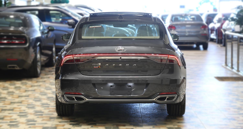 صورة خارجية للسيارة  هيونداي ازيرا Premium 2022
