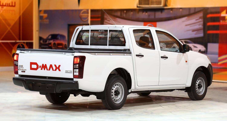 صورة خارجية للسيارة  ايسوزو ديماكس غمارتين 2021